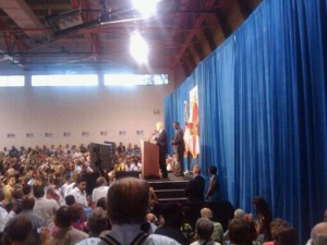 Bill Clinton Speaking