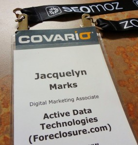 Jacquelyn Marks name badge