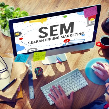 search engine marketing desk